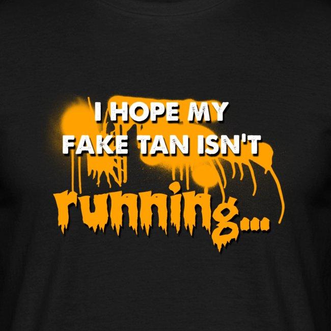 fake tan