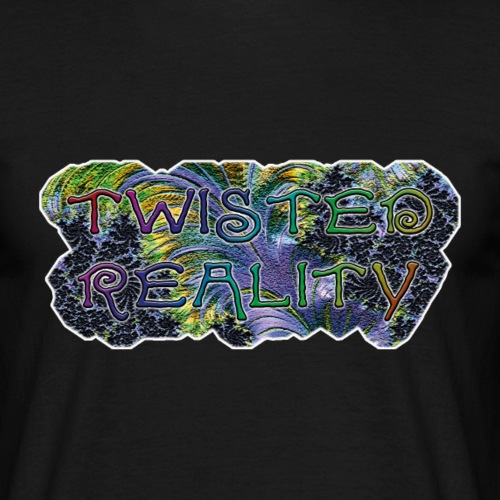 Twisted Reality - Männer T-Shirt