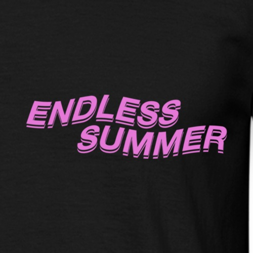 Endless Summer front and back - Men's T-Shirt