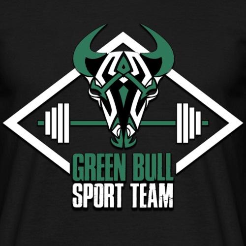 Camiseta Green Bull Oficial - Camiseta hombre