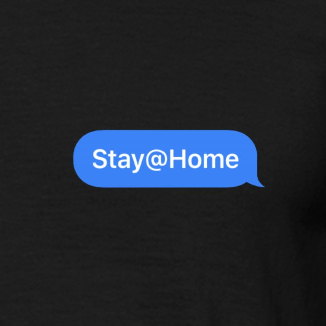 stayhome text