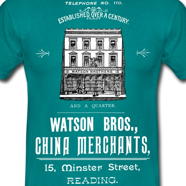 Watson's China Shop Reading