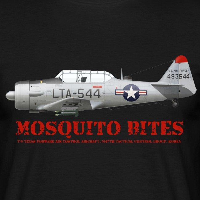 Mosquito design bites