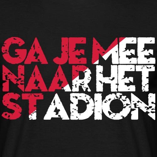 GA JE MEE - Mannen T-shirt
