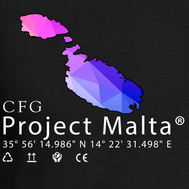 Malta Lila-Blau