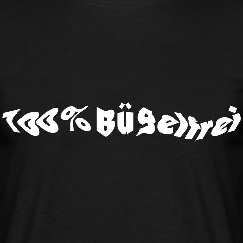 100 Bügelfrei - Männer T-Shirt