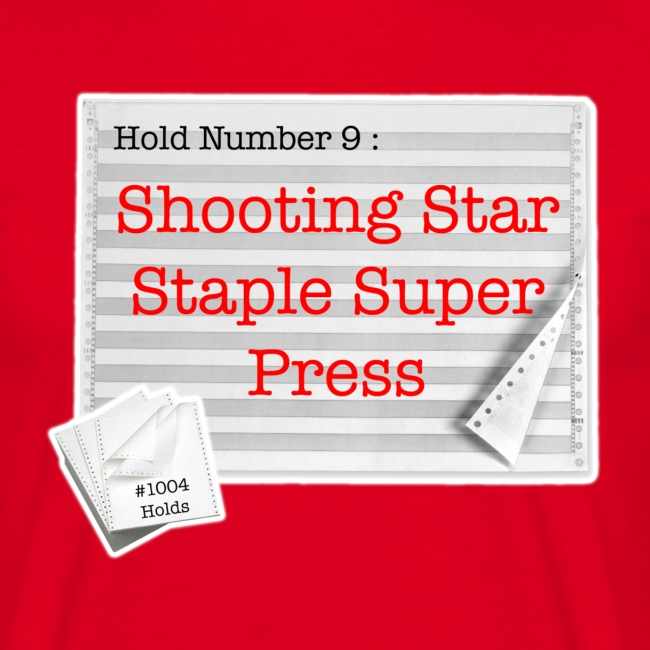 hold9 shootingstar
