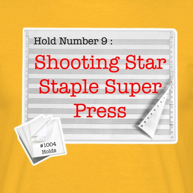 hold9 shootingstar
