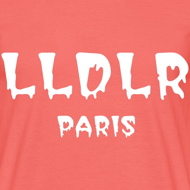 T-shirt LLDLR PARIS