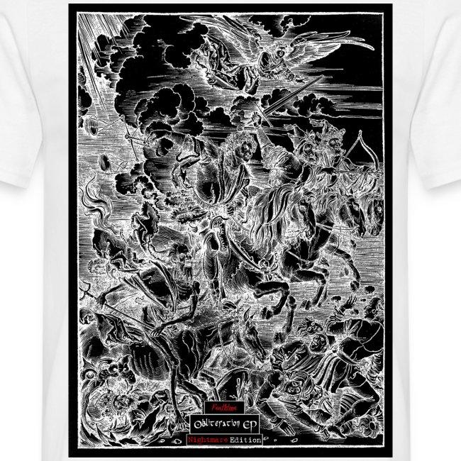 obliteration nightmare edition kansi