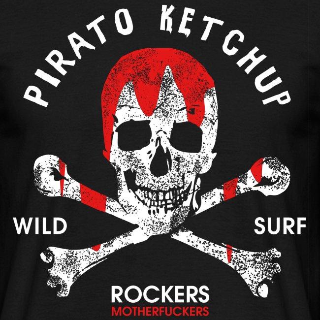 Pirato Ketchup Skull