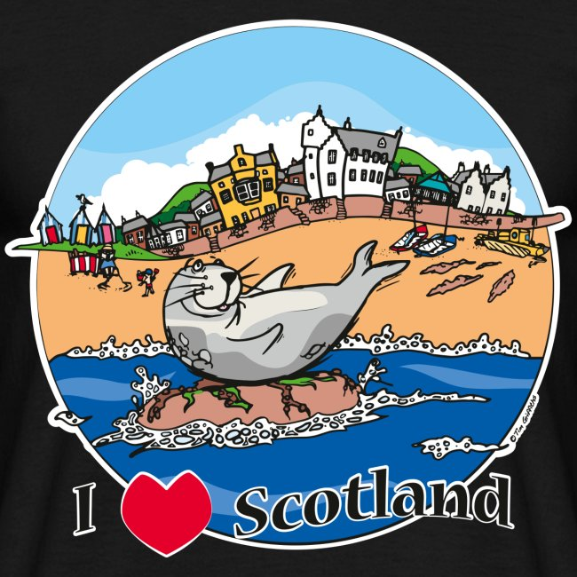 I love Scotland