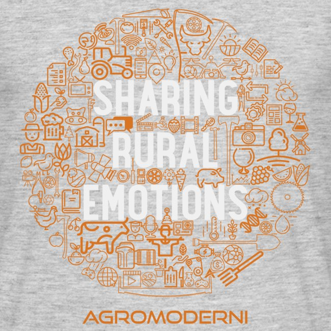 Sharing Rural Emotions Orange