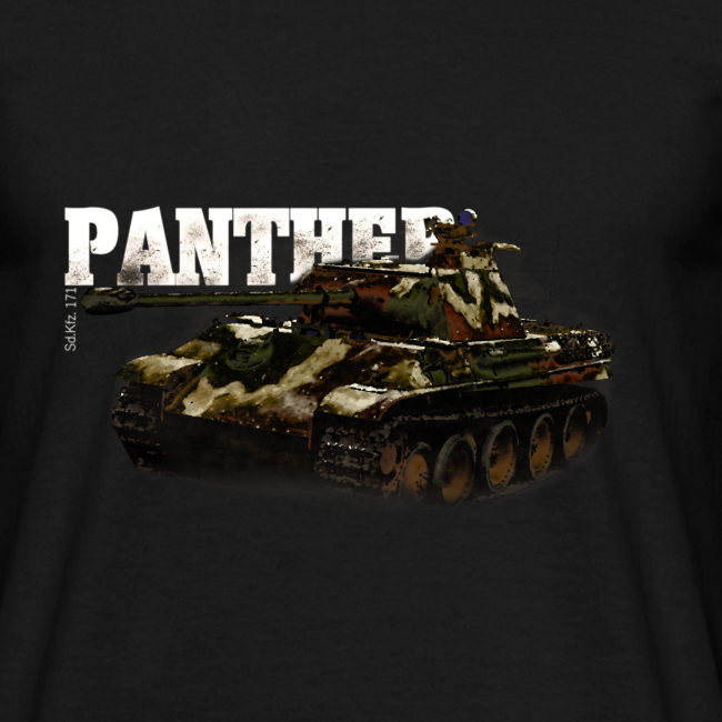 - Germany - Panther (Sd.Kfz. 171)