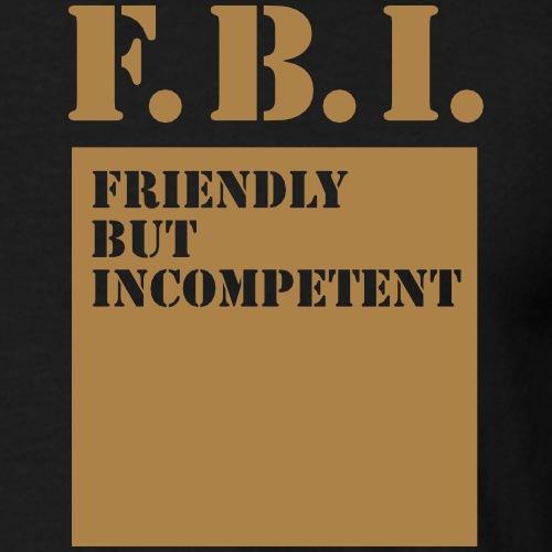 FBI Specialist Shirt - Männer T-Shirt