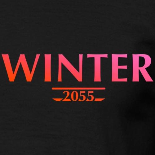 winter 2055 - Männer T-Shirt