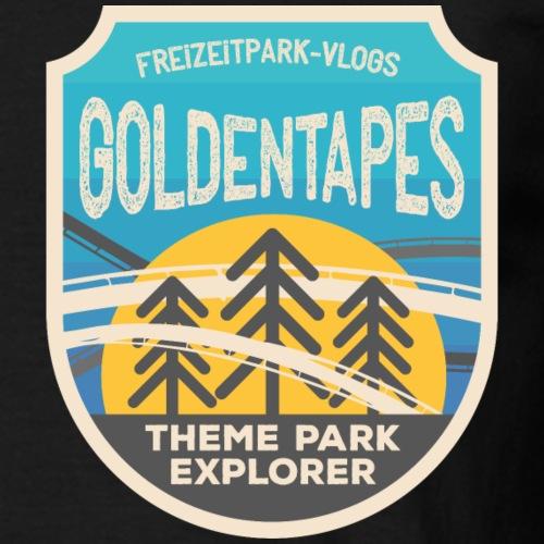 3812900 156887699 theme park explorer - Männer T-Shirt