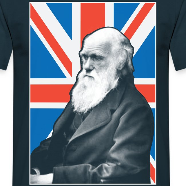 Darwin British scientist