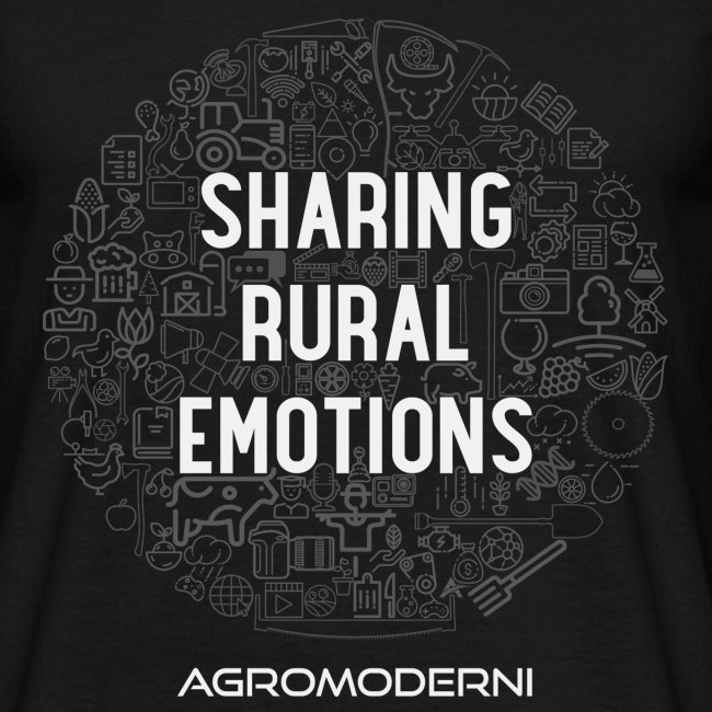 Sharing Rural Emotions White