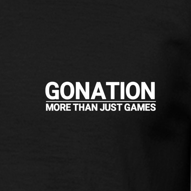 GONATION Official Jersey 2018/2019 BLACK