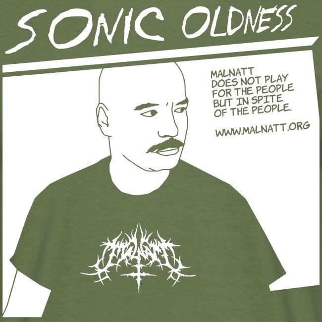 porz-sonic-oldness NEG