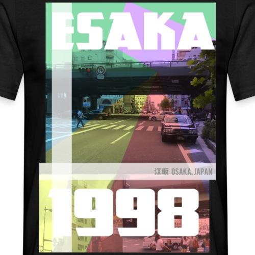 esaka 2016 - T-shirt Homme