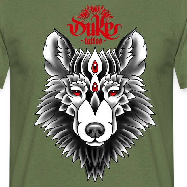 WOLF by Gideon