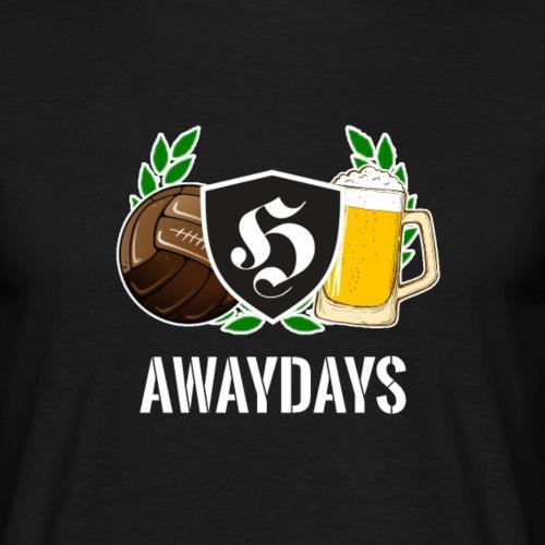 Awaydays - T-shirt Homme