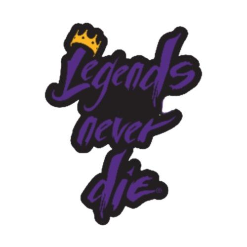 Legends Never Die - Mannen T-shirt