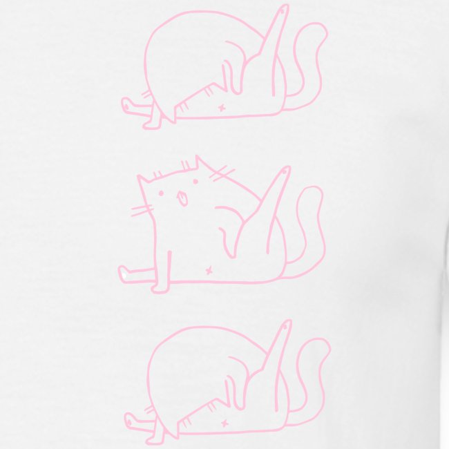 3 Cats rosa