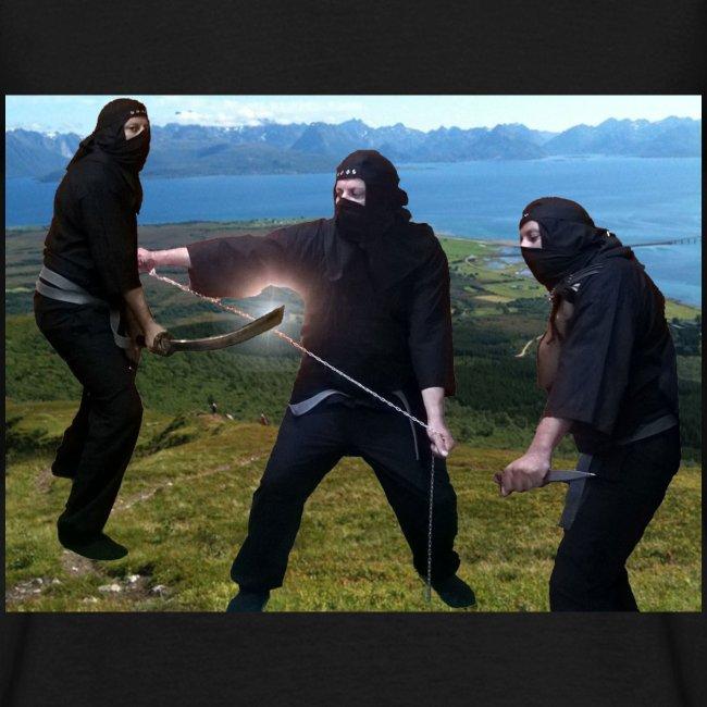 Chasvag com ninja