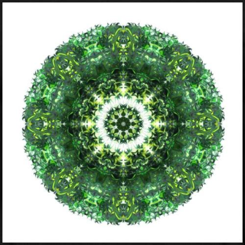 Mandala Emerald Eye - Maglietta da uomo