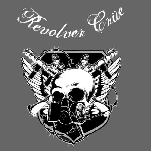 rEvolver Crest - Men's T-Shirt