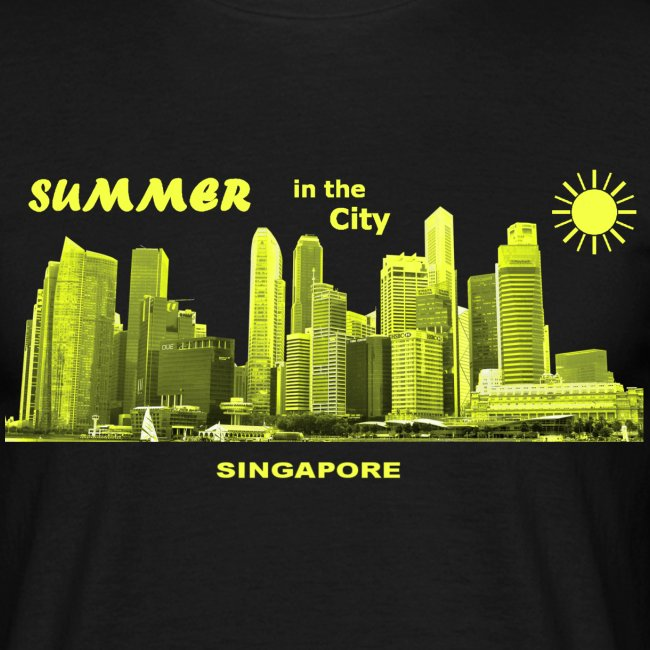 Summer in the City Singapore Singapur