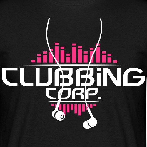 CLUBBING CORP by Florian VIRIOT - T-shirt Homme