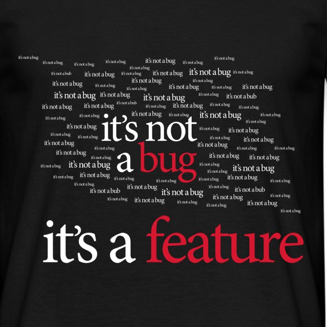 bug featureord