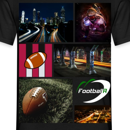 Atlanta Football - Männer T-Shirt