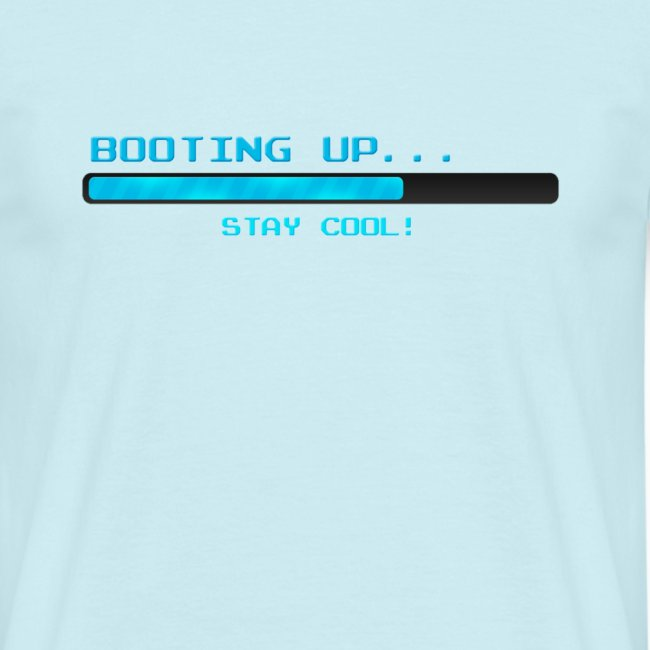 Booting up...