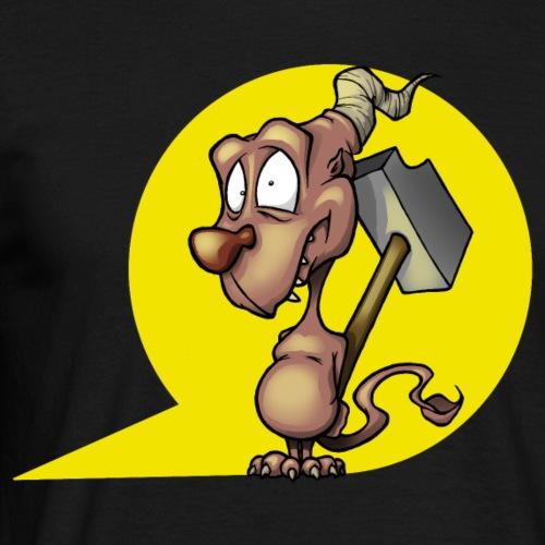 cutemonster gotcha - Männer T-Shirt