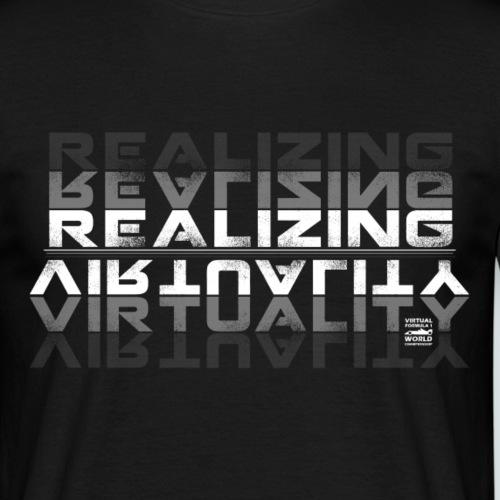 spread_realizing-virtuali - Männer T-Shirt