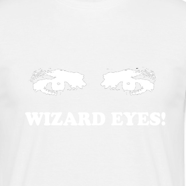 wizard eyes white