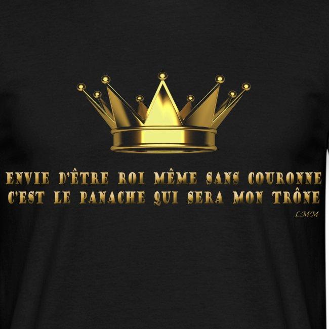 Roi sans couronne png