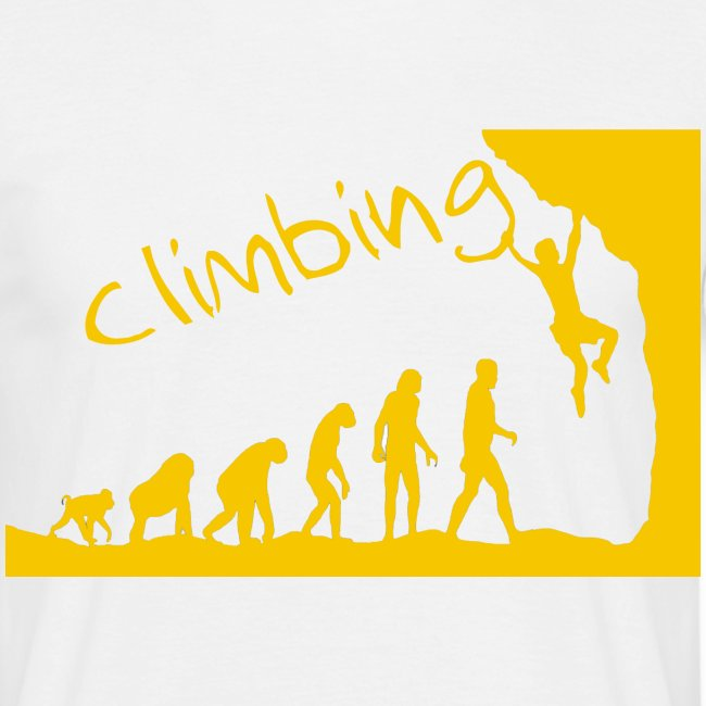 Kletter-Evolution gelb