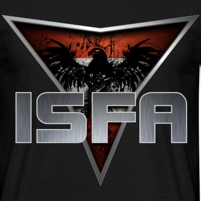 ISFA Logo Abzeichen4