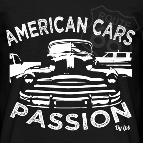 American by LPB - T-shirt Homme