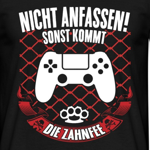 GAMER 2 - Männer T-Shirt