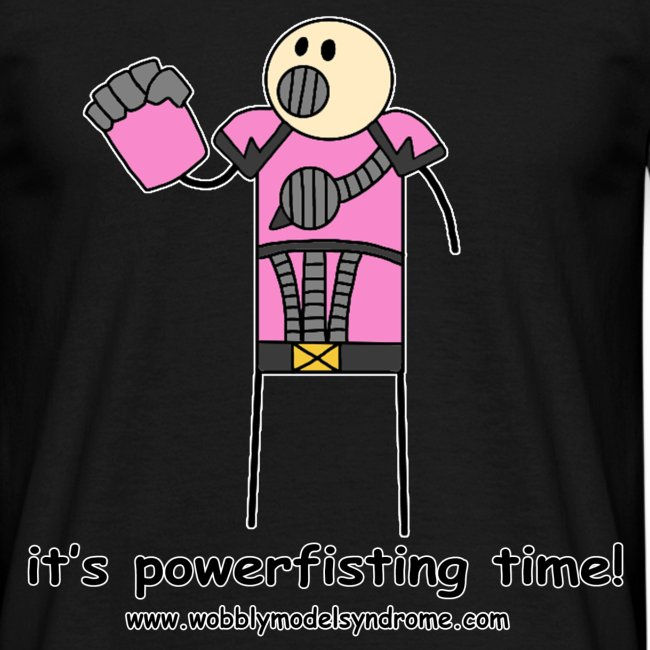 It s Powerfisting Time
