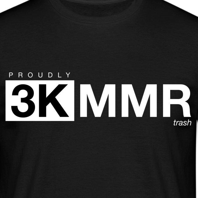 3K mmr black