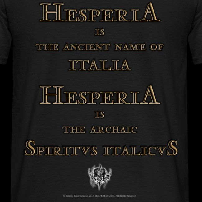 Spiritvs Italicvs