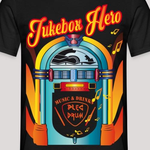 jukebox hero - Männer T-Shirt